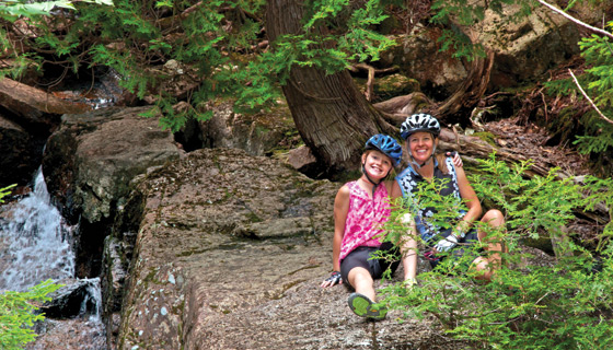 Maine Family Bike Tour